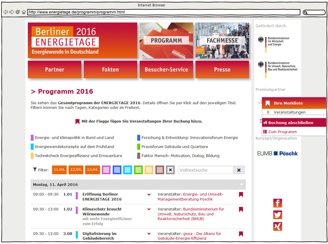 Screenshot - Berliner Energietage 2016